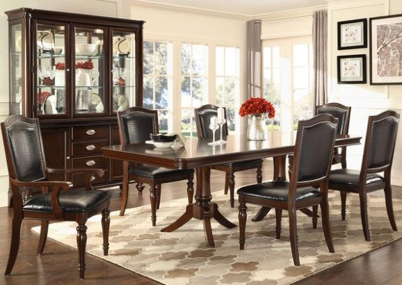 Camila 5 Pc. Dining Room Set from the RoomPlace