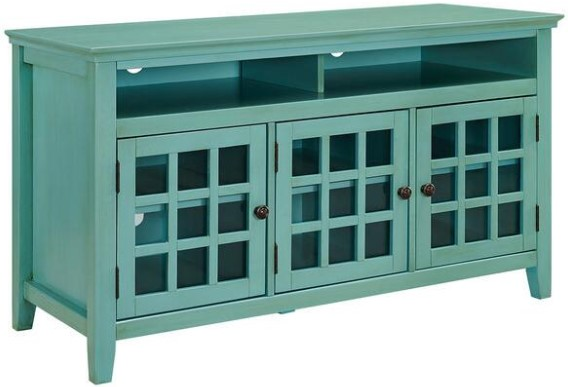 Larson Turquoise TV Stand from The RoomPlace