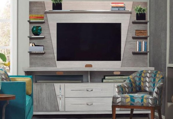 Torrey Wall Unit Entertainment Center from The RoomPlace