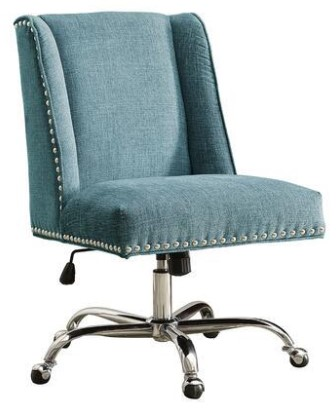 Paxton Aqua Office Chair from The RoomPlace