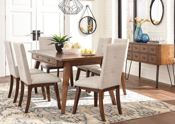 Fullerton 5 Pc. Dinette from The RoomPlace