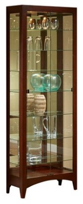 Avenue Curio China Cabinet from The RoomPlace
