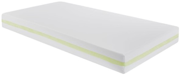 Moonlight Slumber Starlight Shimmer Crib Mattress from The RoomPlace