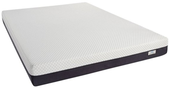 "Simmons BeautySleep 8"" Memory Foam Mattress In A Box from The RoomPlace"