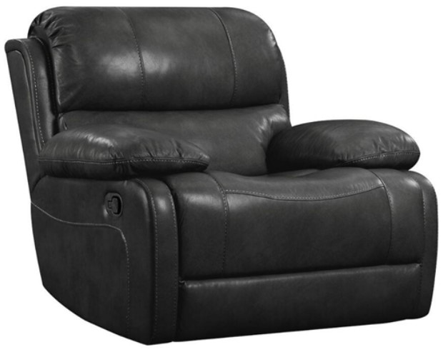 Florence Charcoal Power Recliner from The RoomPlace